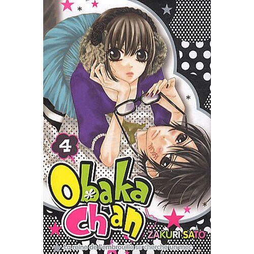 Zakuri Sato - Obaka Chan, Tome 4 : - Preis vom 21.10.2020 04:49:09 h