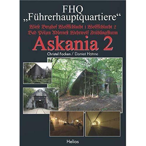 "Christel Focken - FHQ ""Führerhauptquartiere"" – Askania 2 - Preis vom 06.09.2020 04:54:28 h"