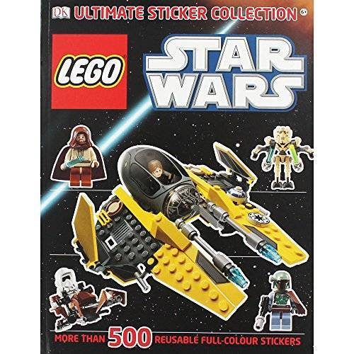 - LEGO Star Wars Ultimate Stickerbuch-Kollektion - Preis vom 09.04.2020 04:56:59 h