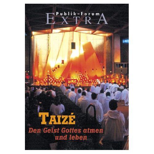 Thomas Seiterich-Kreuzkamp - Taizé - Den Geist Gottes atmen und leben - Preis vom 20.01.2021 06:06:08 h