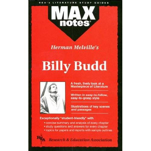 - Billy Budd (Maxnotes Literature Guides) - Preis vom 03.09.2020 04:54:11 h