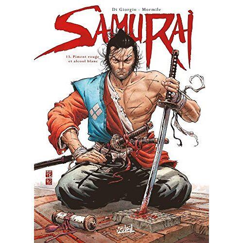 - Samurai, Tome 13 : Piment rouge et alcool blanc - Preis vom 05.10.2020 04:48:24 h