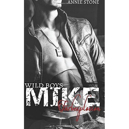 Annie Stone - MIKE - Farbexplosion - Preis vom 14.01.2021 05:56:14 h