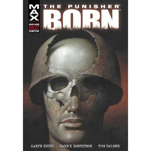 Garth Ennis - Punisher: Born (Punisher (Unnumbered)) - Preis vom 16.04.2021 04:54:32 h