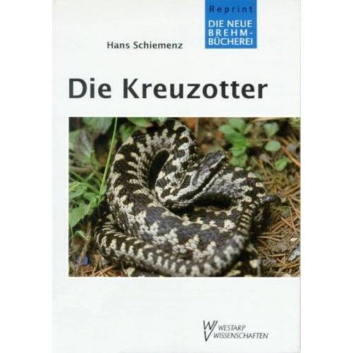 Schiemenz - Kreuzotter: Vipera berus - Preis vom 04.09.2020 04:54:27 h