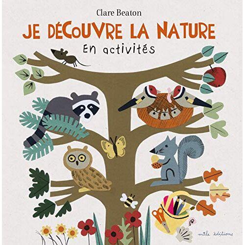 - Je découvre la nature en activités (Livres activités) - Preis vom 04.09.2020 04:54:27 h