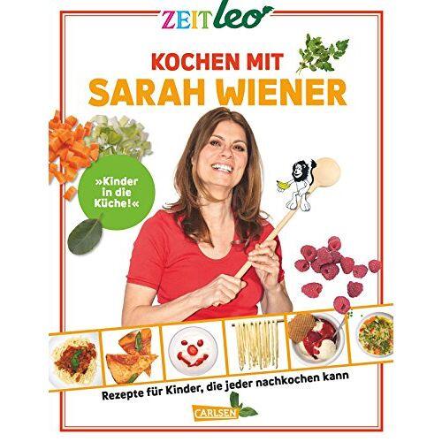 Sarah Wiener - ZEIT Leo Kochen mit Sarah Wiener - Preis vom 24.01.2021 06:07:55 h