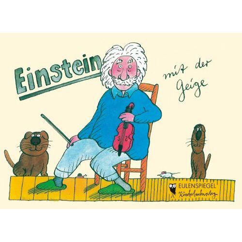 Peter Tille - Einstein mit der Geige - Preis vom 16.01.2021 06:04:45 h
