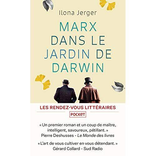 Ilona Jerger - Marx dans le jardin de Darwin (Best) - Preis vom 09.05.2021 04:52:39 h
