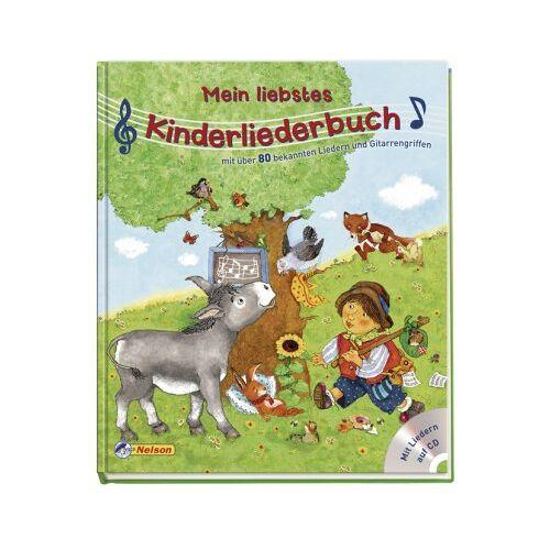 - Mein liebstes Kinderliederbuch mit CD: Mit über 80 bekannten Liedern und Gitarrengriffen - Preis vom 20.10.2020 04:55:35 h