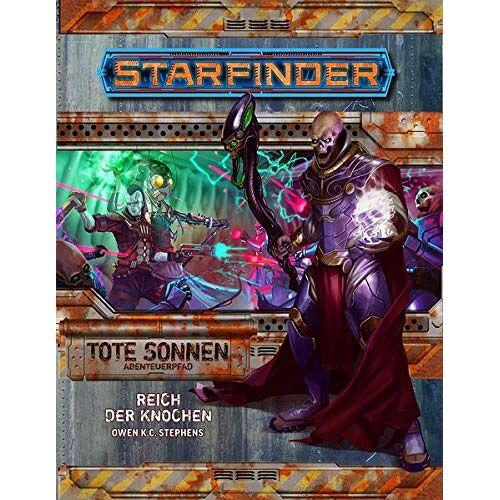Owen Stephens - Starfinder Ab.Pf. 6 Reich der Knochen (TS 6v6) (Starfinder / Abenteuerpfade) - Preis vom 28.09.2020 04:48:40 h