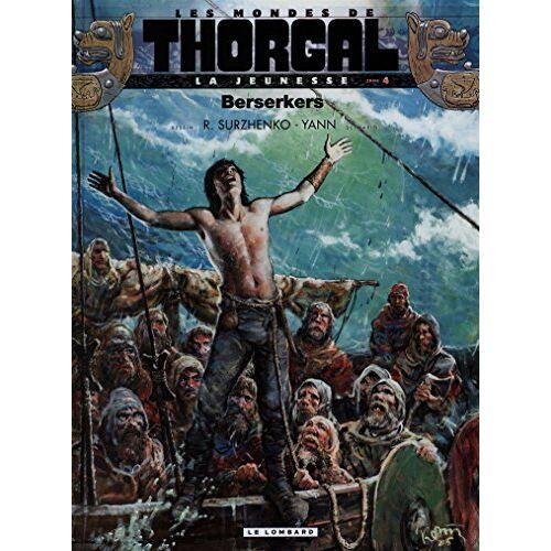 - Les mondes de Thorgal : La jeunesse, Tome 4 : Berserkers - Preis vom 15.01.2021 06:07:28 h
