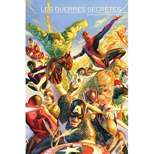 Jim Shooter - Les Guerres Secrètes - Preis vom 28.03.2020 05:56:53 h