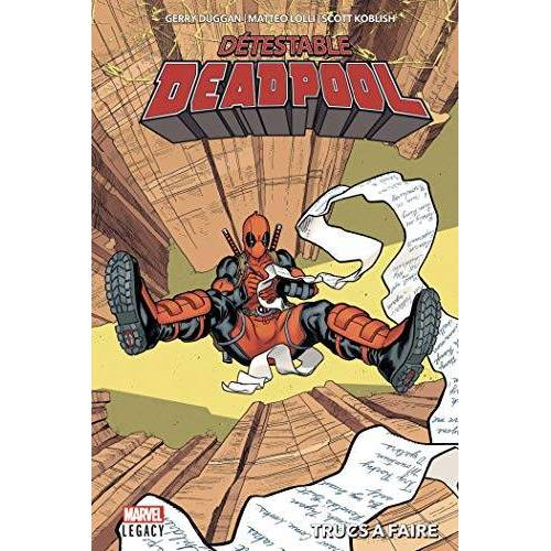 Collectif - Détestable Deadpool, Tome 2 : Trucs à faire - Preis vom 25.02.2021 06:08:03 h
