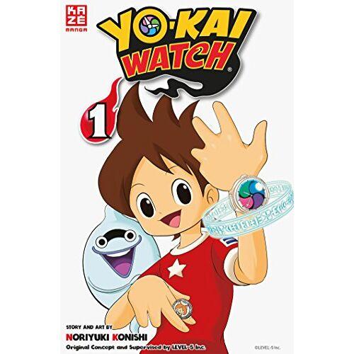 Noriyuki Konishi - Yo-kai Watch 01 - Preis vom 20.10.2020 04:55:35 h