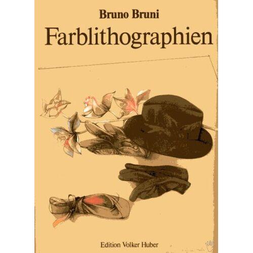 Bruno Bruni - Farblithographien - Preis vom 04.04.2020 04:53:55 h