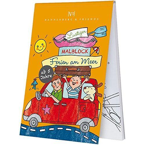 - Ferien am Meer: Malblöckchen - Preis vom 06.04.2020 04:59:29 h