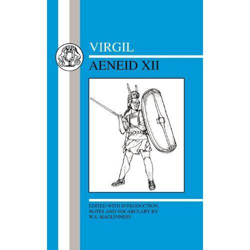 Virgil - Virgil: Aeneid XII (Latin Texts) - Preis vom 21.10.2020 04:49:09 h