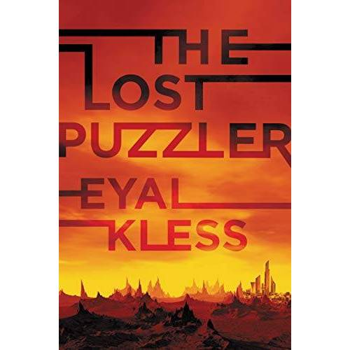 Eyal Kless - The Lost Puzzler: The Tarakan Chronicles - Preis vom 27.02.2021 06:04:24 h