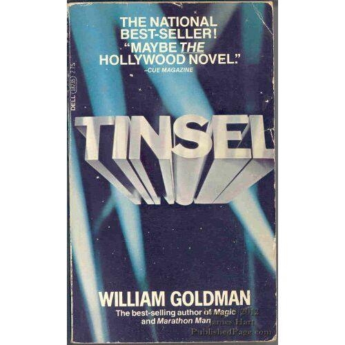 William Goldman - TINSEL - Preis vom 10.05.2021 04:48:42 h