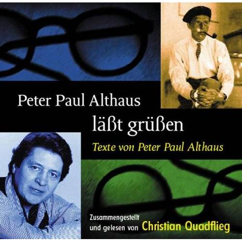 Althaus, Peter P - Peter Paul Althaus läßt grüßen, 1 Audio-CD - Preis vom 14.05.2021 04:51:20 h