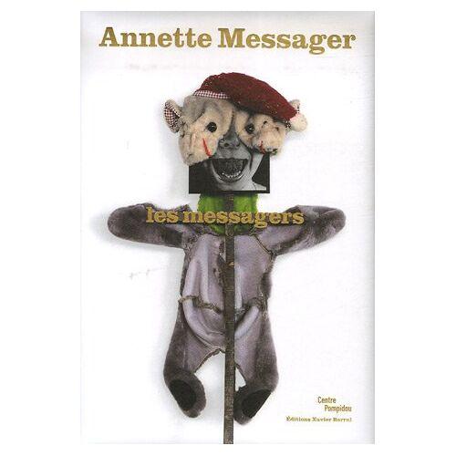 Annette Messager - Annette Messager : Les messagers - Preis vom 13.05.2021 04:51:36 h