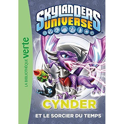 Hachette - Skylanders Universe, Tome 5 : Cynder et le sorcier du temps - Preis vom 13.05.2021 04:51:36 h
