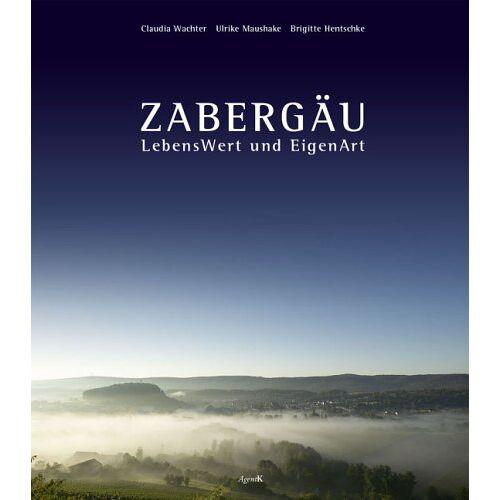 Ulrike Maushake - Zabergäu - Lebenswert und Eigenart - Preis vom 16.04.2021 04:54:32 h