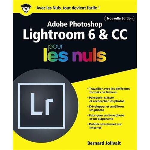 - Adobe Lightroom 6 et CC pour les nuls - Preis vom 18.04.2021 04:52:10 h