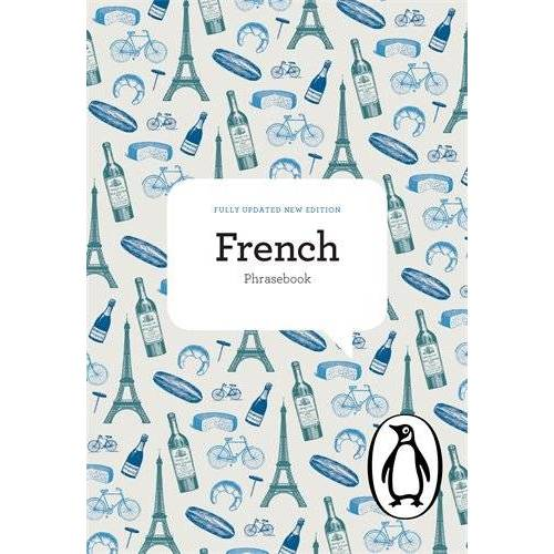 Jill Norman - The Penguin French Phrasebook (Phrase Book, Penguin) - Preis vom 18.02.2020 05:58:08 h