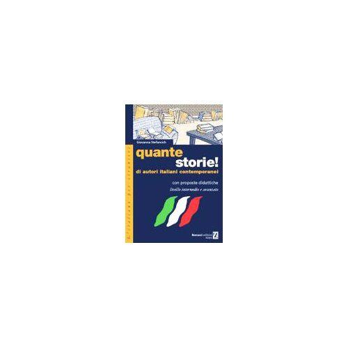 Giovanna Stefancich - Quante storie! - Preis vom 26.11.2020 05:59:25 h