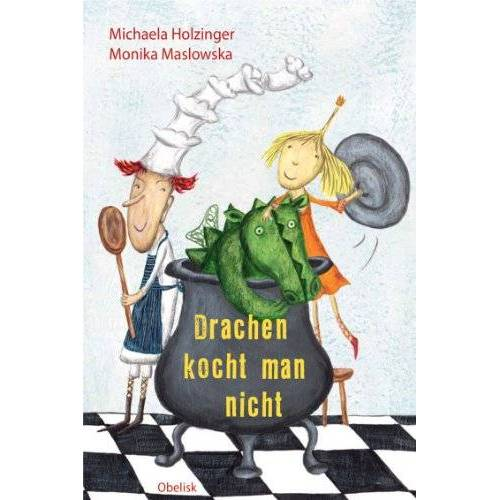 Michaela Holzinger - Drachen kocht man nicht - Preis vom 10.04.2021 04:53:14 h