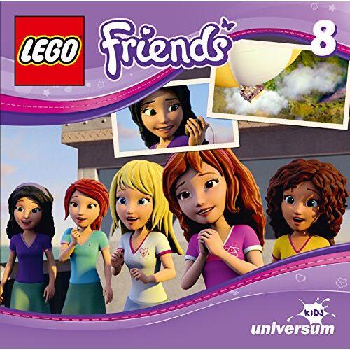 Lego Friends - Lego Friends (CD 8) - Preis vom 08.04.2020 04:59:40 h