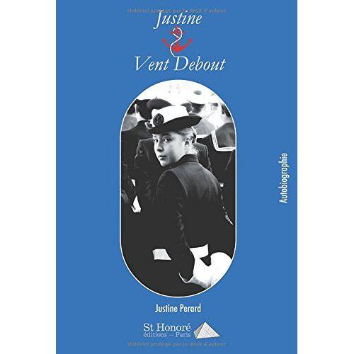 Justine Perard - Justine vent debout - Preis vom 04.09.2020 04:54:27 h