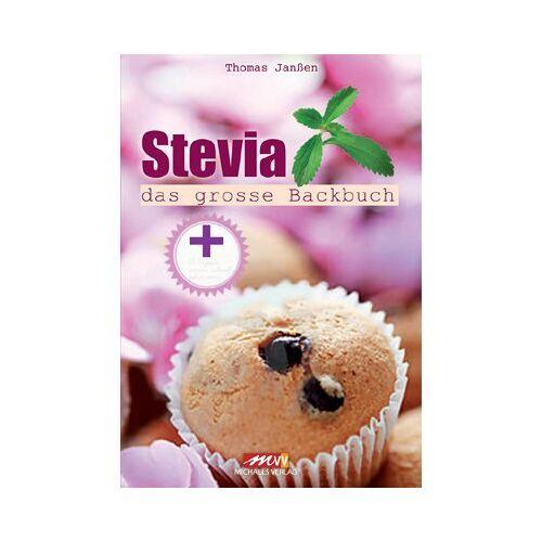Thomas Janssen - Stevia: das grosse Backbuch: das grosse Sukrin Backbuch - Preis vom 07.09.2020 04:53:03 h