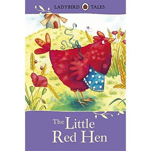 Ladybird - Ladybird Tales: The Little Red Hen - Preis vom 19.10.2020 04:51:53 h