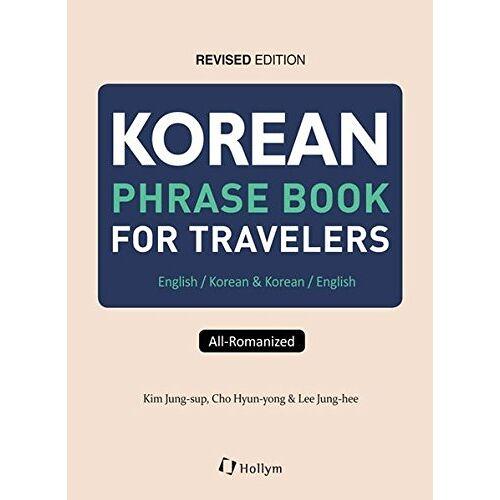 - Korean Phrase Book for Travellers, Revised Edition: English / Korean & Korean / English - Preis vom 22.10.2020 04:52:23 h