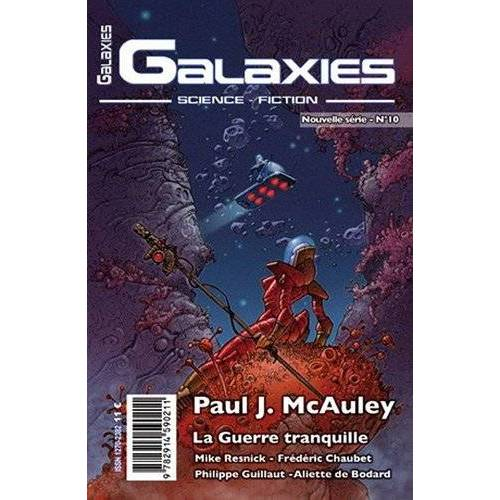 Collectif Galaxies - Galaxies Science Fiction N 10 - Preis vom 20.10.2020 04:55:35 h