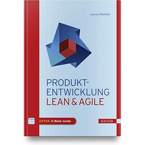 Joachim Pfeffer - Produkt-Entwicklung: Lean & Agile - Preis vom 25.01.2021 05:57:21 h