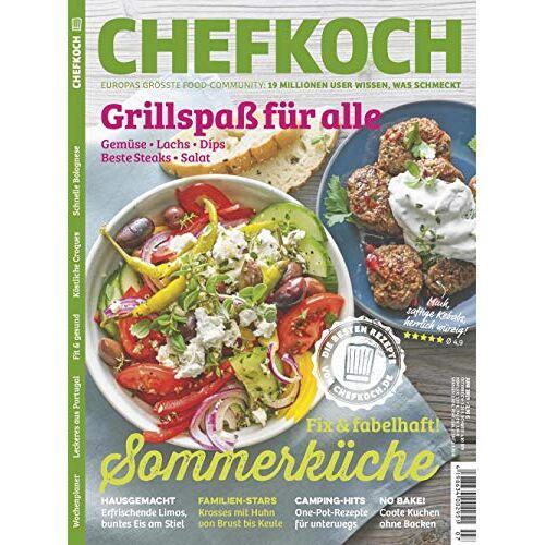 Chefkoch - Chefkoch 7/2019 Sommerküche - Preis vom 11.04.2021 04:47:53 h