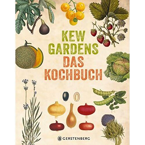 Kew Gardens - Das Kochbuch: 101 Rezepte mit Pflanzen aus aller Welt - Preis vom 08.05.2021 04:52:27 h