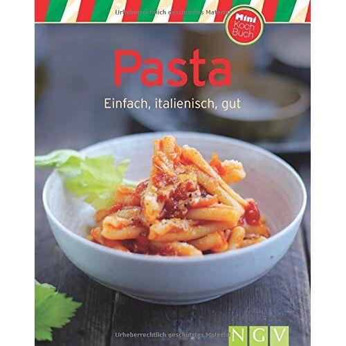 - Pasta (Minikochbuch): Einfach, italienisch, gut (Minikochbuch Relaunch) - Preis vom 20.10.2020 04:55:35 h