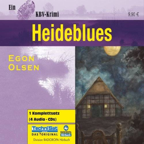 Egon Olsen - Heideblues. 4 CDs - Preis vom 20.10.2020 04:55:35 h