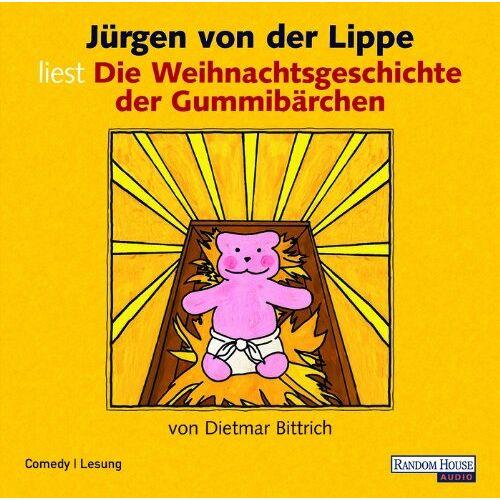 Dietmar Bittrich - Die Weihnachtsgeschichte der Gummibärchen - Preis vom 25.02.2021 06:08:03 h