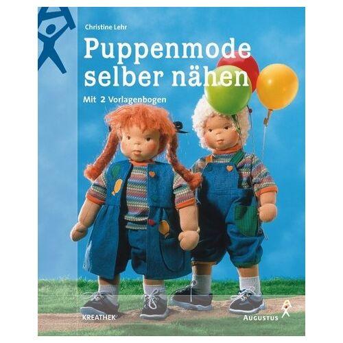 Christine Lehr - Puppenmode selber nähen - Preis vom 20.10.2020 04:55:35 h