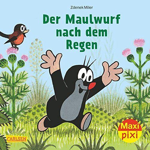 - Maxi-Pixi Nr. 200: Der Maulwurf nach dem Regen - Preis vom 14.01.2021 05:56:14 h