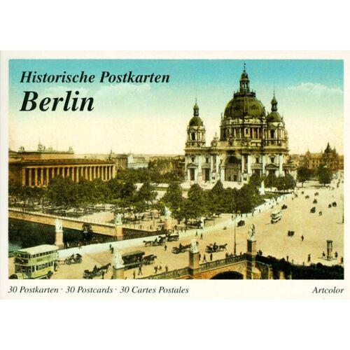 - Historische Postkarten Berlin. 30 Postkarten /30 Postcards /30 Cartes Postales - Preis vom 28.03.2020 05:56:53 h