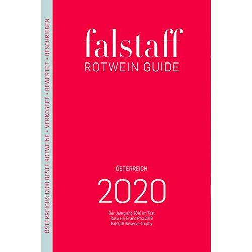 Falstaff Verlags-GmbH - Falstaff Rotwein Guide 2020: Der Jahrgang 2017 im Test - Preis vom 11.05.2021 04:49:30 h