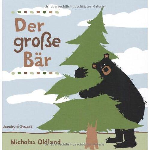 Nicholas Oldland - Der große Bär - Preis vom 20.10.2020 04:55:35 h