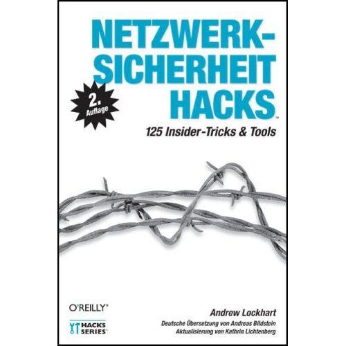 Andrew Lockhart - Netzwerksicherheit Hacks - Preis vom 03.05.2021 04:57:00 h